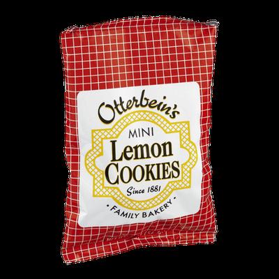 Otterbein's Mini Lemon Cookies