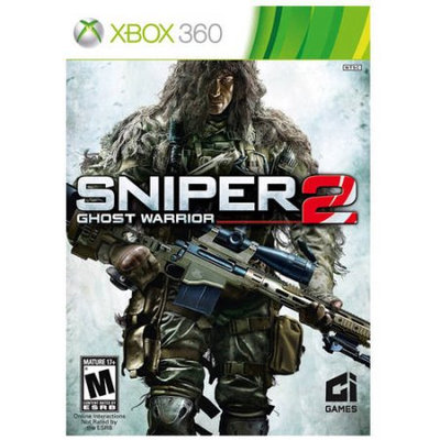 Cokem PreOwned Sniper Ghost Warrior 2 For XB360