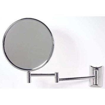Zadro Dual-Sided Wall Mounted Make Up Mirror Chrome finish!