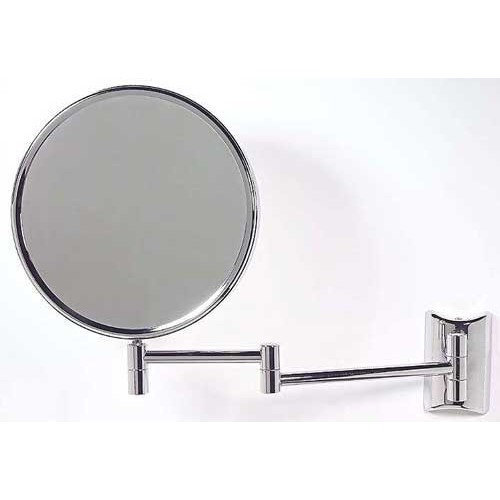 Zadro Dual-Sided Wall Mounted Make Up Mirror Chrome finish!