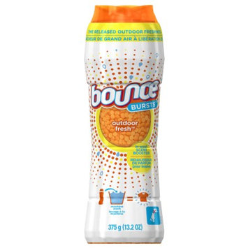 Bounce BURSTS In-Wash Booster, Outdoor Fresh, 13.2 oz