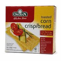 Orgran Toasted Corn Crispbreads
