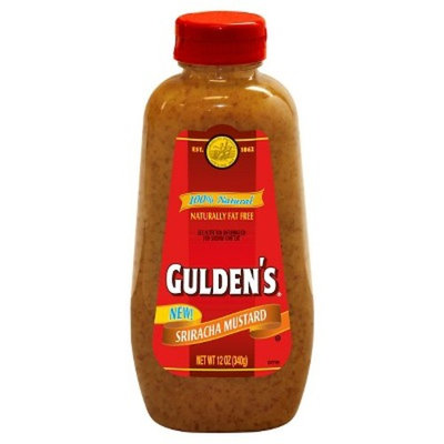 Gulden's® Sriracha Mustard 12 oz