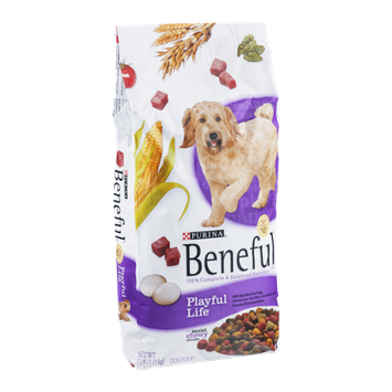 Purina Beneful Dog Food Playful Life