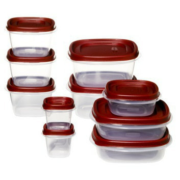 Rubbermaid 20-pc. Easy Find Lids Set