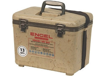 Engel UC13C1 Cooler/Dry Box 13Qt Grassland Camo