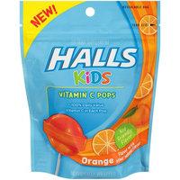 HALLS Kids Orange Pops
