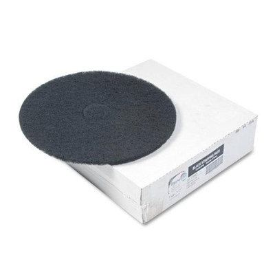 PREMIERE PADS Premiere Pads PAD4020BLA Cleaning Tools Janitorial Supplies Floor Pads; Black