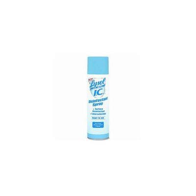 LYSOL Brand I. C.  95029CT Disinfectant Spray- 12 19 oz Aerosol Cans/Carton