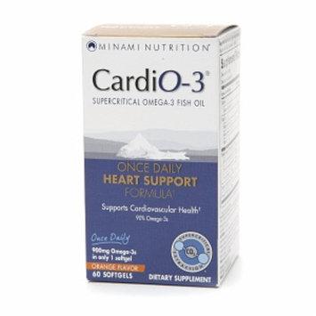 Minami Nutrition CardiO-3 Omega-3 Fish Oil