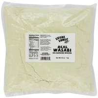 Sushi Sonic Wasabi Blend (51% Wasabi with Horseradish and Mustard), 35-Ounce Bag