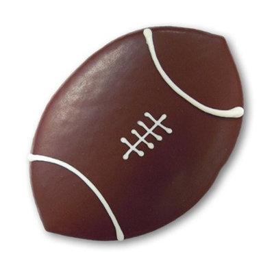 Decorated Sugar Cookies - Football - by Merlino Baking (Pack of 12)