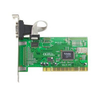 Syba 1 Port Serial DB9 Card PCI Revision 2.1 Netmos Chipset