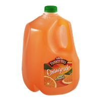 Turkey Hill Orangeade with 100% Vitamin C