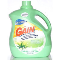 Gain Fabric Softener - Original Fresh 3.96 L(155 Loads) ( He Compatible)