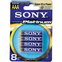 Sony Alkaline AAA Battery