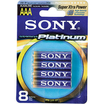Sony Alkaline AAA Battery
