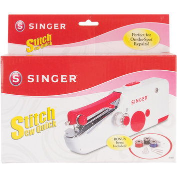 Singer Stitch Sew Quick Hand Held Sewing Machine