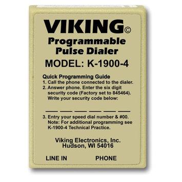 Viking Hot Dialer K1900 4 Pulse Dialer