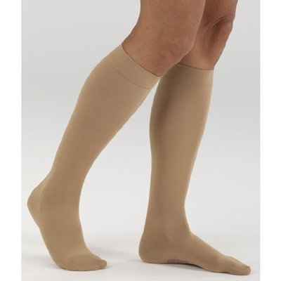 mediven comfort Compression Stockings 15-20 Calf Closed Toe Natural III