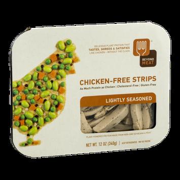 Beyond Meat Chicken-Free Strips Lightly Seasoned