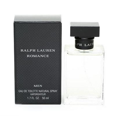 Romance By Ralph Lauren For Men. Eau De Toilette Spray 3.4 Ounces