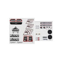 9843 Decal Sheet KMC SC10