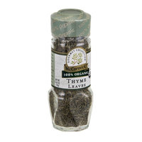 McCormick Gourmet Collection Thyme Leaves 100% Organic