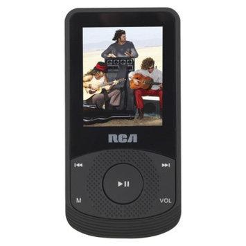 Rca Audio/video RCA M6204 4GB Black Flash Portable Media Player