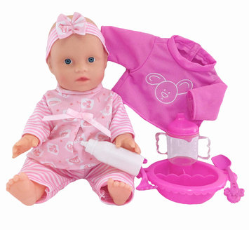 Just Kidz 13IN Baby Care Set
