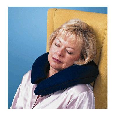 Hermell Softeze Buckwheat Crecent Pillow