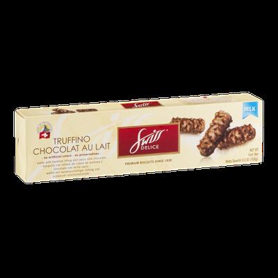 Swiss Delice Truffino Chocolat Noir Premium Biscuits Milk