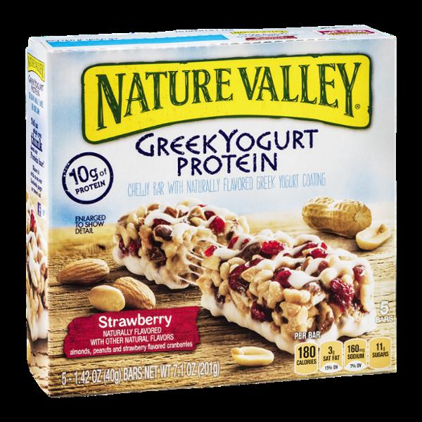Nature Valley™ Greek Yogurt Protein Strawberry