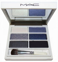 M.A.C Cosmetics Cool Snowglobe Eyeshadow Palette