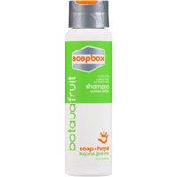 Soapbox Soaps SoapBox Bataua Fruit Shampoo with Shea Butter, 13.5 fl oz
