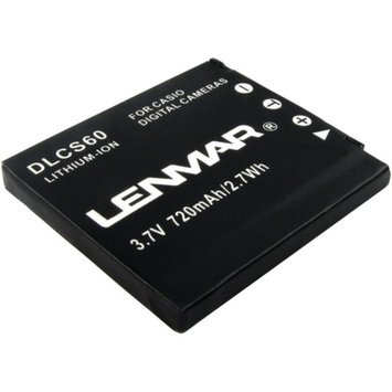 Lenmar Battery replaces Casio NP-60 - Camera Battery