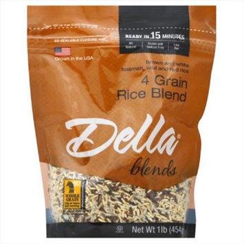 Della BG11995 Della 4 Rice Blend Qukckng - 6x16OZ