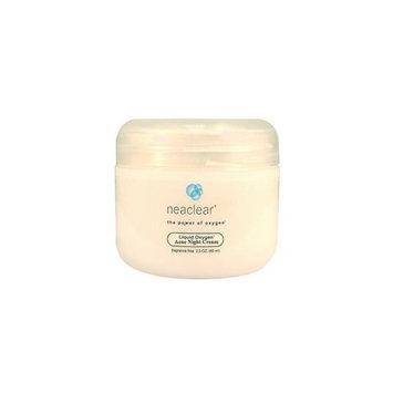 Neaclear Liquid Oxygen Acne Night Cream 1.75 oz