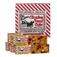 Claxton Fruitcake Five Pound Regular Recipe