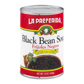 La Preferida Black Bean Soup