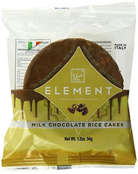 Element Milk Chocolate Rice Cakes - 1.2 oz