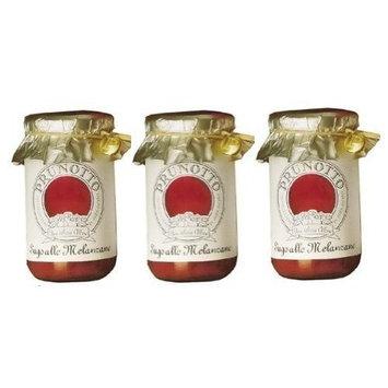 Prunotto Eggplant Pasta Sauce (215g - 7.5 Fl Oz). Pack of 3