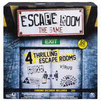 Spin Master Escape Room The Game