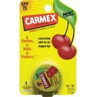 Carmex Moisturing Lip Balm - Cherry 7.5g/0.24oz - In Jar