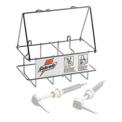 Gatorade Concentrate Dispenser Rack with 2 Pumps