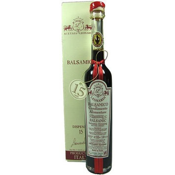 Acetaia Leonardi 15 Year Aged Balsamic Vinegar Condimento Balsamico Dispensa 15