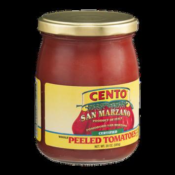 Cento San Marzano Tomatoes Peeled
