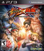 Capcom Street Fighter x Tekken