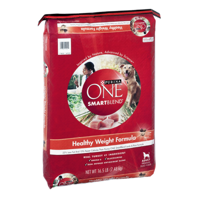 PURINA ONE® SmartBlend Healthy Weight Formula Adult Premium Dog Food