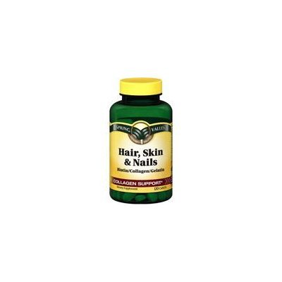 hair skin and nails supplements reviews